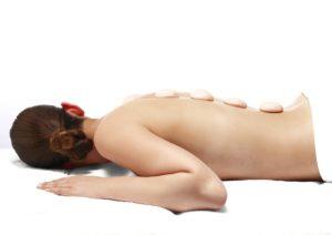 Massage corps, Pierres Chaudes, soin dos, relaxation à Changé 72560